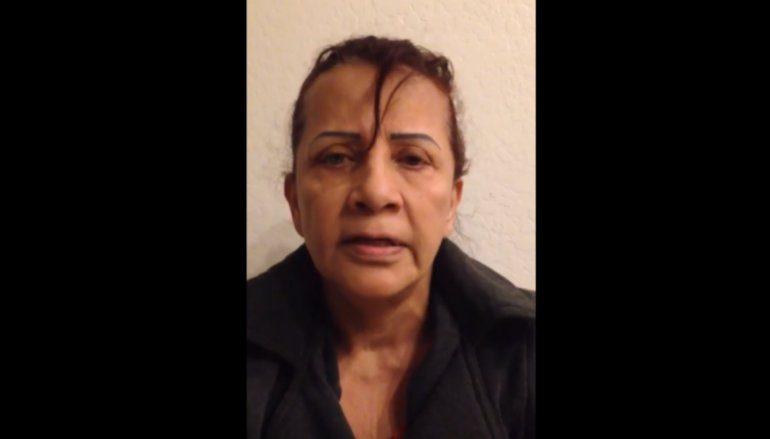 Madre de Oscar Pérez relató su llegada a EEUU
