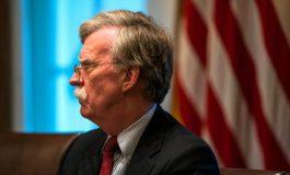 Bolton responsabilizará a militares venezolanos por cualquier acto de violencia