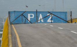 Régimen de Maduro refuerza bloqueo en el puente de Tienditas