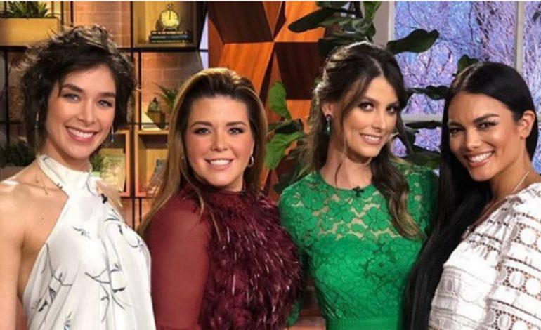 Ex reinas de belleza venezolanas discutieron la situación de Venezuela