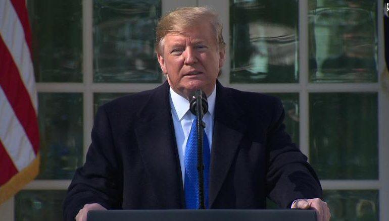 Trump llegó a Vietnam para su segunda cumbre con Kim Jong-Un