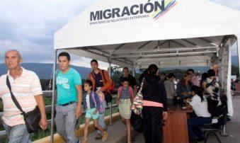 Migración Colombia: Aumentó seguridad en frontera de Cúcuta con Venezuela