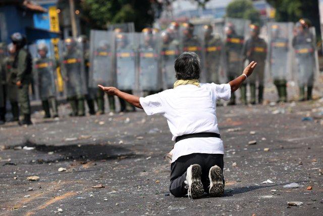 OEA afirmó que el 23F hubo 285 heridos y 15 muertos