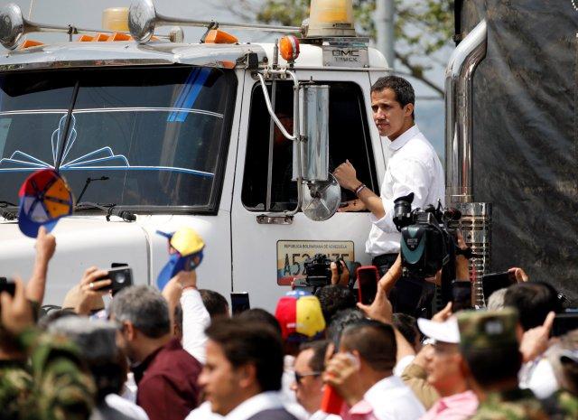 Guaidó visitará Perú el próximo 3M para reunirse con Vizcarra