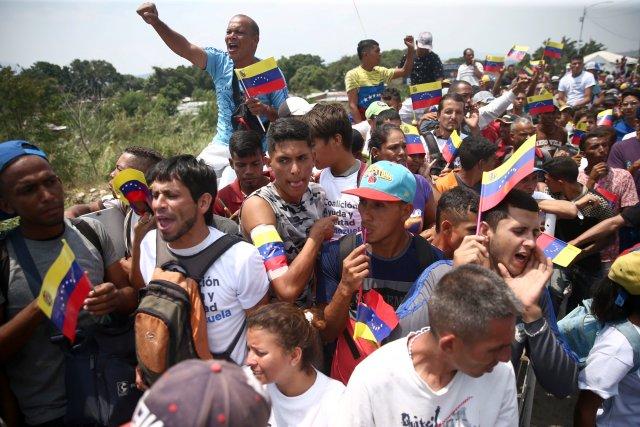 325 mil venezolanos morirán por quema de ayuda humanitaria según estudio