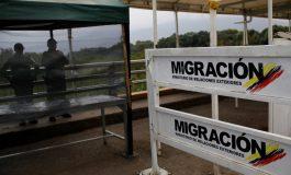 Tres venezolanos fueron expulsados de Colombia por delinquir