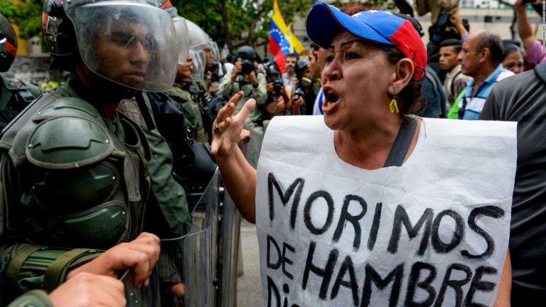 Conoce los puntos para la concentración nacional convocada por Guaidó para este lunes