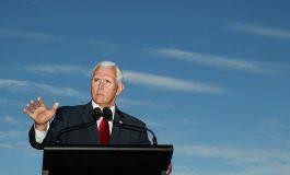 Pence: los esfuerzos de Irán para apoyar al dictador Maduro fracasarán