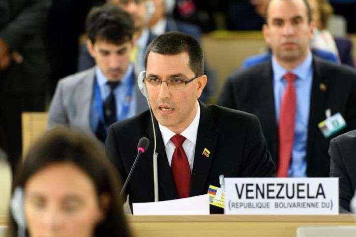 ¡En ridículo! Más de veinte países boicotearon la intervención de Arreaza en la ONU