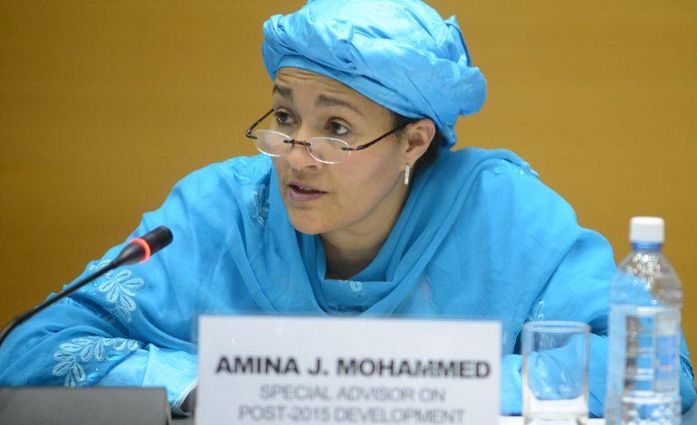 Vicesecretaria de la ONU instó a un diálogo en Venezuela