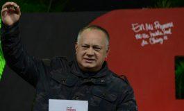 Diosdado aseguró que están esperando en Maiquetía a Guaidó