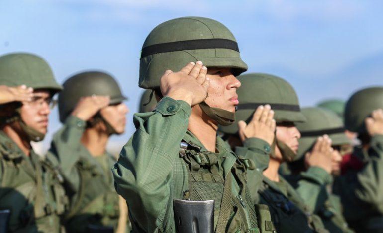Más de 160 militares respaldaron la Constitución y a Guaidó el 23F