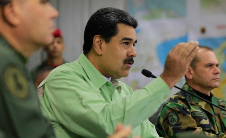 ¿Le teme? Maduro amenazó con encarcelar a Guaidó si vuelve a Venezuela