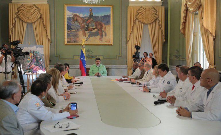 Maduro aplaude ayuda humanitaria de Rusia pero rechaza la de todo el mundo