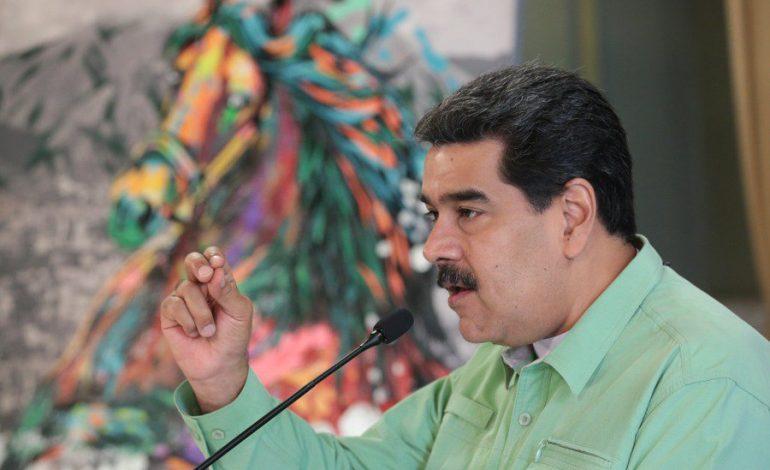 Maduro solicitó a funcionarios del Gabinete Ejecutivo poner sus cargos a la orden