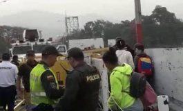 Tres miembros de la GNB rompieron bloqueo fronterizo en Táchira