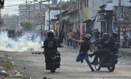 Represión en Ureña aumenta este 23E