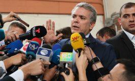 Duque: congresista de las FARC prófugo podría estar en Venezuela