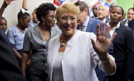 Bachelet condenó actos violentos en la frontera venezolana