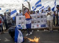 OEA aprobó resolución para liberar presos políticos nicaragüenses