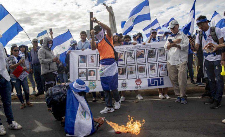 Nicaragua: Agonía de la Democracia