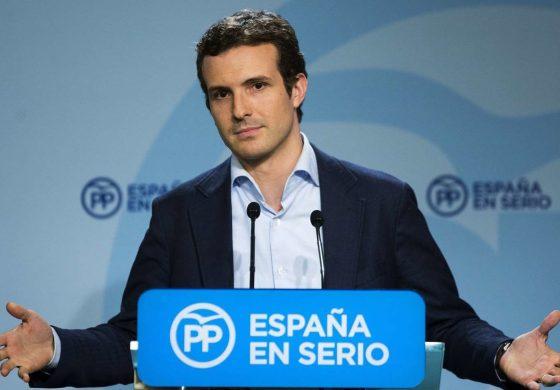Pablo Casado dice que reunión entre ministro de Turismo y Delcy Eloína puede traer consecuencias