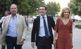 Casado asegura que Delcy Rodríguez estuvo en España hasta 14 horas