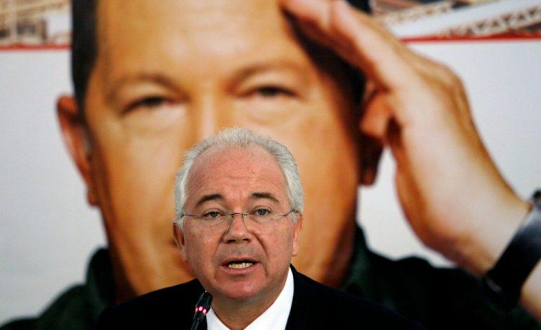 Rafael Ramírez pidió a corte estadounidense anular fallo por mil 400 millones de dólares