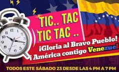 Realizarán evento en Miami para apoyar entrada de ayuda humanitaria a Venezuela