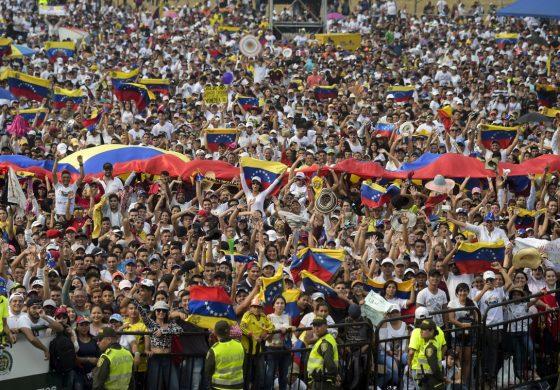En vivo: Así fue el Venezuela Aid Live desde Cúcuta