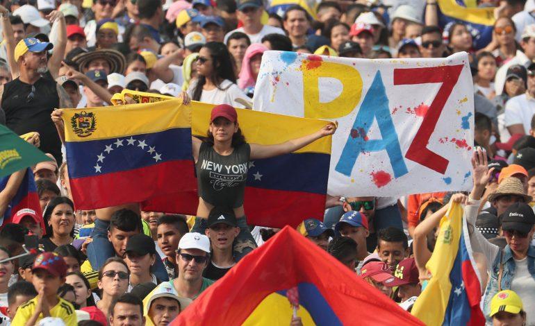 Conozca los puntos para la concentración de este 23F en Caracas