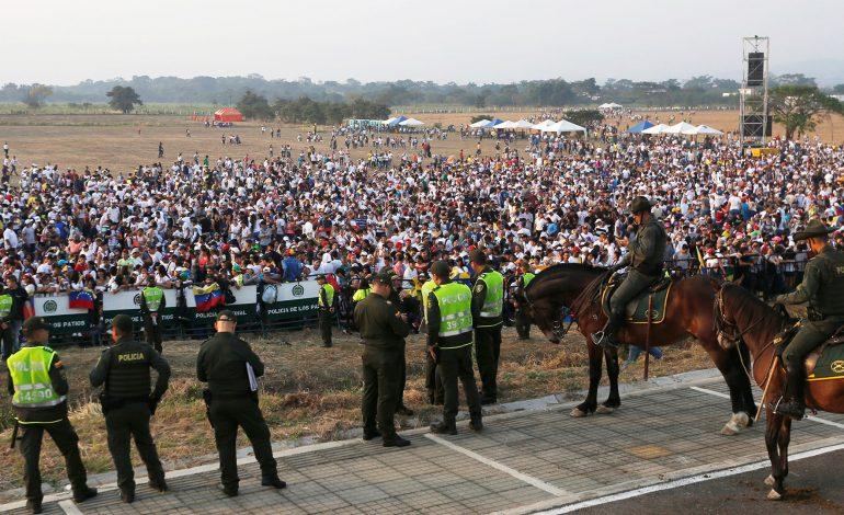 En Fotos: Así fue el Venezuela Aid Live