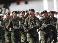 Militares que huyeron a Colombia están en la mira de mafias y carteles de la droga