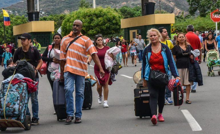 Aumentó a 3.4 millones la cifra de venezolanos que han huido de la crisis