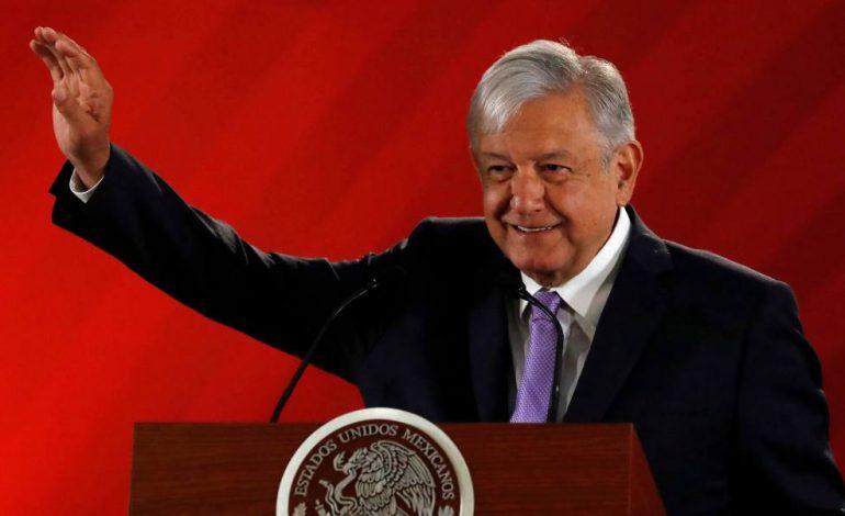 López Obrador: Tenemos un plan ante posible aplicación de aranceles de EEUU