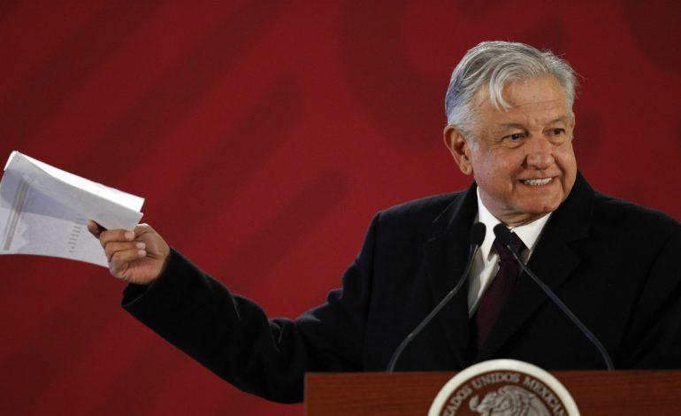 López Obrador ofrece a México como sede para mesa de diálogo sobre Venezuela