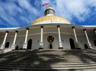 GNB impidió marcha de trabajadores a la Asamblea Nacional