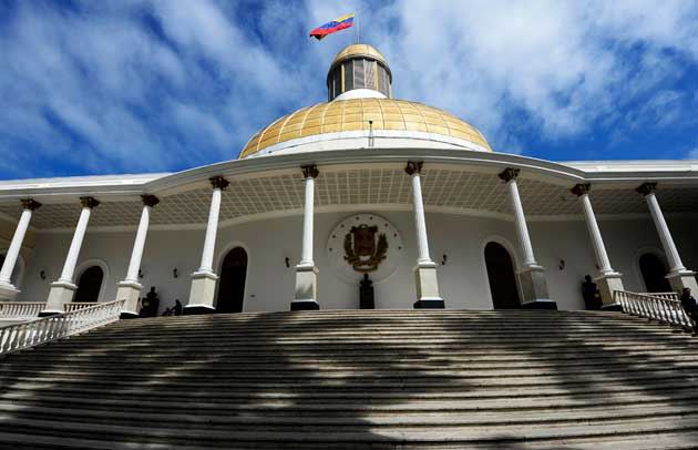 AN alertó sobre nueva pretensión del régimen madurista de apresar a Guaidó