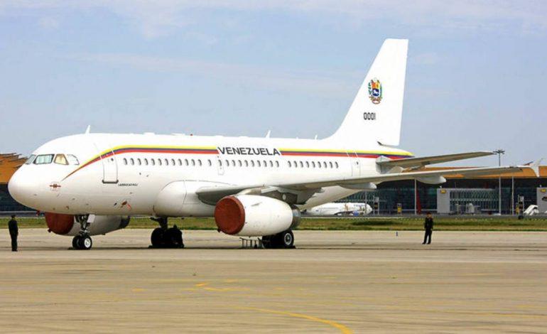 INAC prohíbe circulación de aeronaves en Venezuela