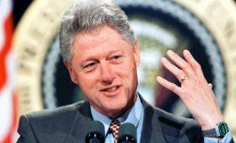 Bill Clinton apoyó al presidente encargado de Venezuela, Juan Guaidó