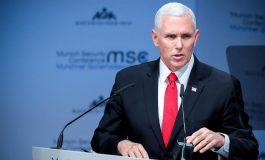Mike Pence advirtió a Maduro sobre las consecuencias de provocar a EEUU