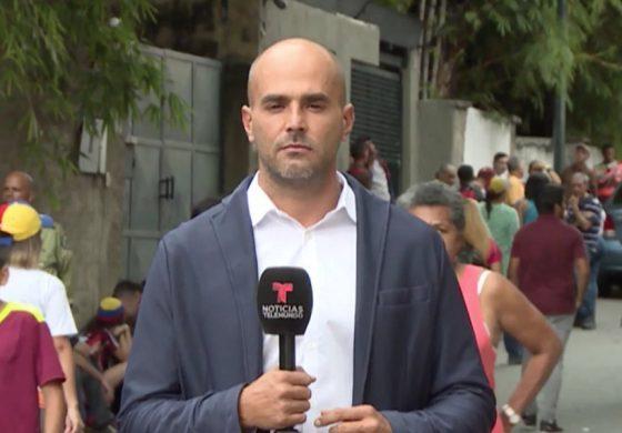 Sebin liberó a periodista de Telemundo en la Cota Mil tras robarlo
