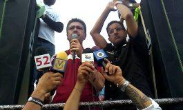 Armada venezolana impidió que buque con ayuda humanitaria llegara a Puerto Cabello