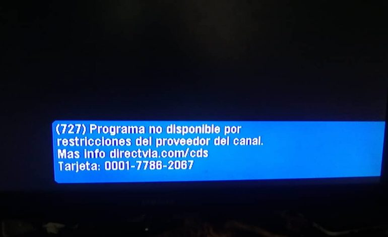 Directv e Intercable censuraron canales que transmitían el concierto Venezuela Aid Live
