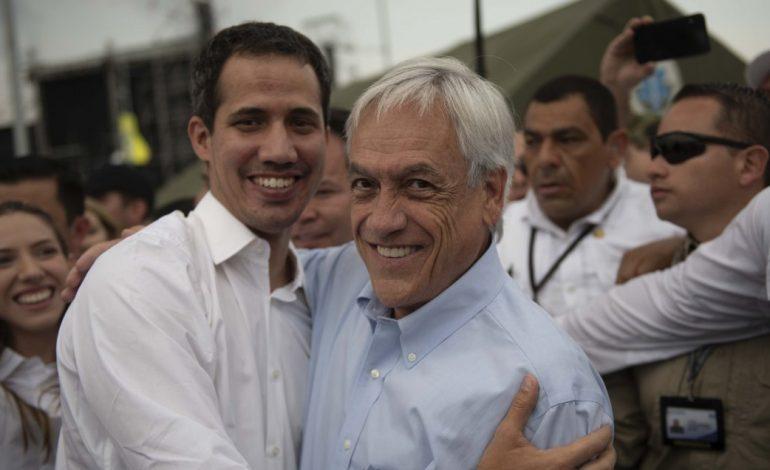 Piñera invitó a Guaidó a cumbre Prosur