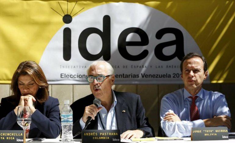 Grupo IDEA solicitó a la AN aprobación de misiones militares extranjeras en Venezuela