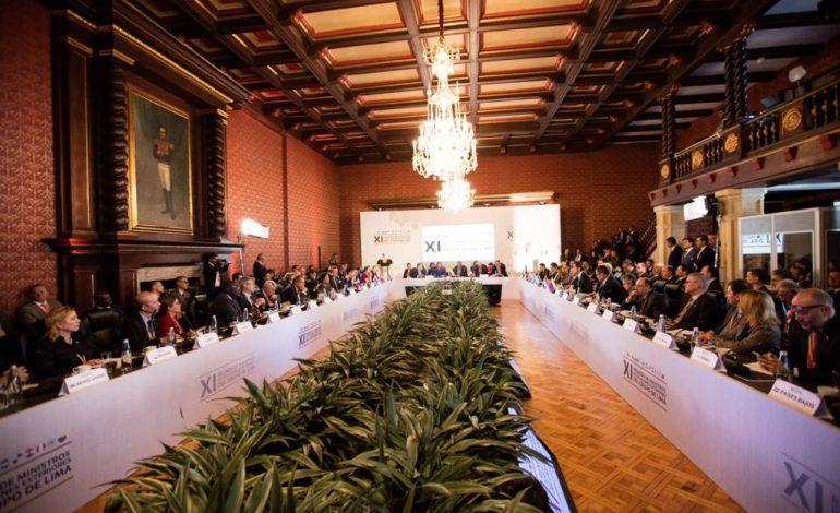 EEUU destinará $56 millones a países del Grupo de Lima receptores de migrantes venezolanos
