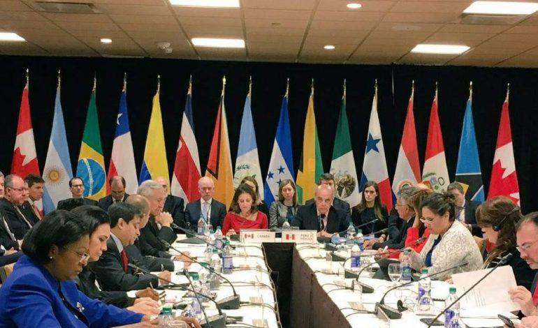Grupo de Lima criticó expulsión del embajador de Alemania en Venezuela
