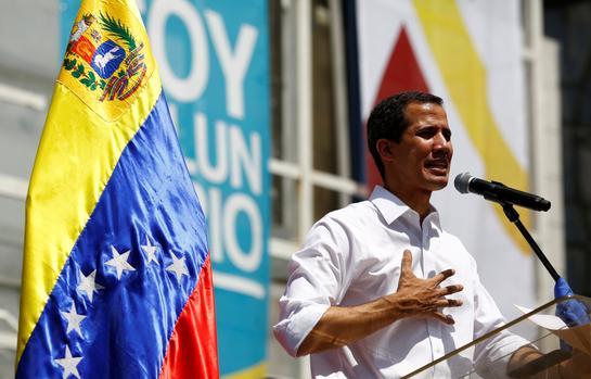 """Guaidó: Mi detención tendría una respuesta """"sin precedentes"""" por parte de la comunidad internacional"""