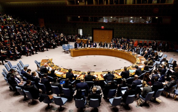 Consejo de Seguridad de la ONU rechazó la posible intervención militar en Venezuela